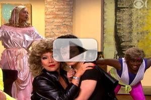 VIDEO: THE TALK Hosts Pay Tribute to Guest Olivia Newton-John