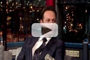 VIDEO: Actor Josh Charles Talks Shocking 'Good Wife' Exit on LETTERMAN