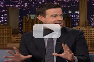 VIDEO: Carson Daly Reveals 3rd Child on the Way on JIMMY FALLON