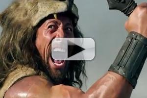 VIDEO: First Look - New International Trailer for HERCULES