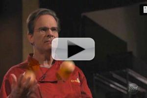 VIDEO: Broadway's Peter Scolari Competes on CHOPPED Tournament of Stars, 3/30