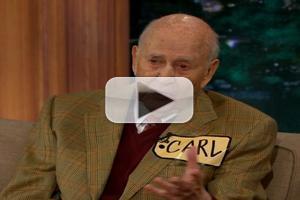 VIDEO: Sneak Peek - Carl Reiner Talks Passing of Sid Caeser on FERGUSON