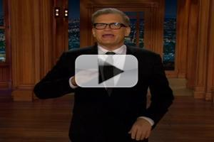 VIDEO: Sneak Peek - Drew Carey Takes Over as Host of CBS's LATE LATE SHOW