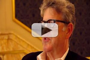 STAGE TUBE: Meet the Company of ALADDIN- Jonathan Freeman!