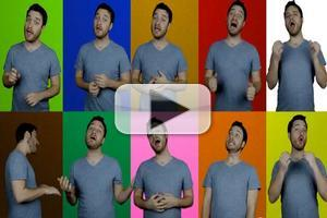 VIDEO: Watch Brock Baker Sing 'Rainbow Connection' as All the Muppets!
