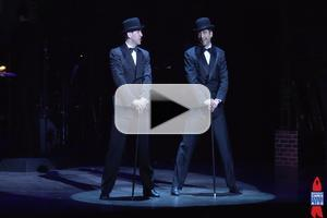 STAGE TUBE: Highlights from BROADWAY BACKWARDS 2014 - Epic Moments, Romance, Comedy and All the Rest!