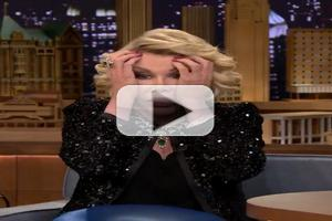 VIDEO: Joan Rivers Makes Return to TONIGHT SHOW after 26 Years