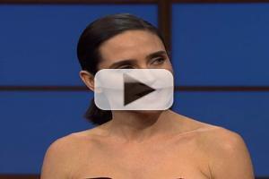 VIDEO: 'Noah' Star Jennifer Connelly Talks Pitfalls of Parenting on LATE NIGHT