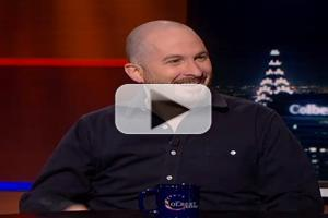 VIDEO: Darren Aronofsky Talks 'Noah' on COLBERT