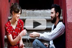VIDEO: First Look at Romantic Dramedy BEGIN AGAIN, Starring Adam Levine