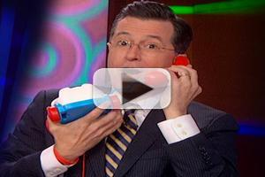 VIDEO: COLBERT Steers Clear of Twitter Controversy, Targets Toddler Demographics Instead