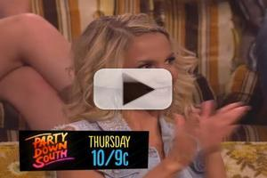 VIDEO: Sneak Peek - Part 2 of CMT's PARTY DOWN SOUTH Reunion Special