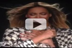 VIDEO: Beyonce Breaks Down in Tears at Close of 'Mrs. Carter' Tour