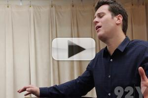 BWW TV Exclusive: Ted Chapin & Jonathan Groff Preview Lyrics & Lyricists' GETTING TO KNOW YOU