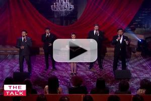 STAGE TUBE: Il Divo and Lea Salonga Perform MUSIC OF THE NIGHT on The Talk