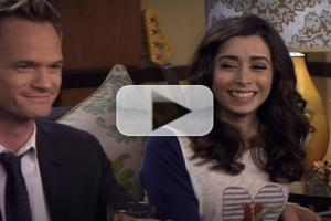 VIDEO: Sneak Peek - Neil Patrick Harris, Cristin Milioti Bid Farewell to HOW I MET YOUR MOTHER
