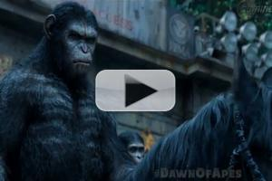 VIDEO: First Look - New TV Spot for DAWN OF THE PLANET OF THE APES