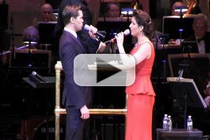 BWW TV: On the Scene at the New York Pops' ON BROADWAY Concert with Andrew Rannells & Stephanie J. Block