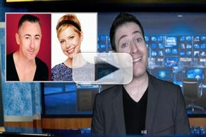BWW TV Exclusive: CHEWING THE SCENERY- Randy Talks CABARET, HEDWIG, VIOLET and More at the CTS Newsdesk
