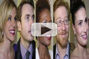 BWW TV: Here They Go! Chatting with the Company of IF/THEN on Opening Night