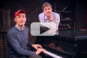 STAGE TUBE: MURDER FOR TWO Welcomes IF/THEN to Broadway!