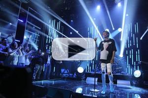 VIDEO: Rapper Wiz Khalifa Performs, Talks Miley Cyrus & More on ARSENIO