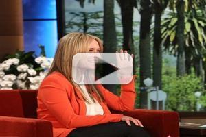 VIDEO: Sneak Peek - Jennifer Love Hewitt Talks New Baby on Today's ELLEN