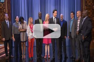 VIDEO: JIMMY FALLON Kicks Off 'Fingers On A 4X4' Contest