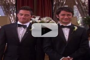 VIDEO: DAYS OF OUR LIVES Makes History With First Gay Male Wedding