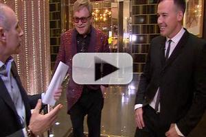 VIDEO: Elton John: 'We Should Celebrate' Gay Marriage Laws