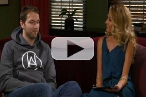 STAGE TUBE: New York Ranger Rick Nash Reveals His Love of Broadway!