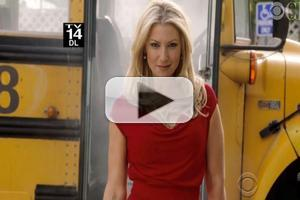 VIDEO: Get a First Look at New CBS Comedy BAD TEACHER