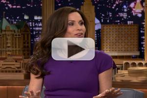VIDEO: Minnie Driver Talks Aftermath of Evil Spell on JIMMY FALLON