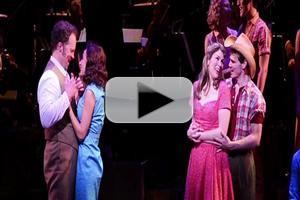 BWW TV: Watch Highlights of Laura Benanti, Cheyenne Jackson & More in Encores! THE MOST HAPPY FELLA!