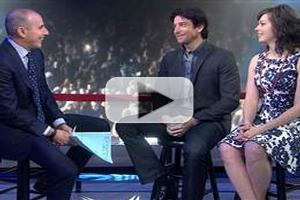 VIDEO: Andy Karl & Margo Seibert 'Having Time of My Life' in ROCKY; Watch 'Today' Appearance