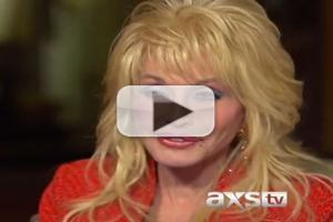 VIDEO: Sneak Peek - Dolly Parton to Discuss Multi-Faceted Career on THE BIG INTERVIEW