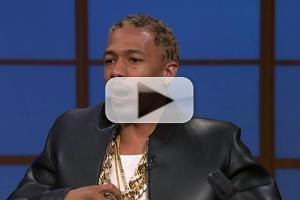 VIDEO: Nick Cannon Talks Recent 'White Face' Controversy on SETH MEYERS