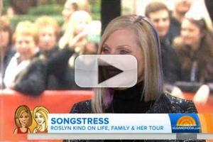 VIDEO: Roslyn Kind Talks Upcoming Solo Concert, Barbra Streisand & More on TODAY