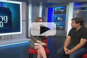 VIDEO: Robert Lopez Chats Debut of Newest Show '1001 NIGHTS'