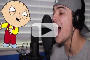 VIDEO: 'Family Guy' Impersonator Takes on FROZEN's 'Do You Want To Build A Snowman'