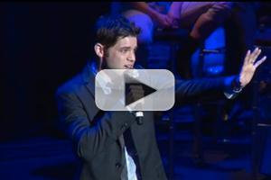 STAGE TUBE: Jeremy Jordan Channels Elsa to Sing 'Let It Go' at MCC's MISCAST Gala!