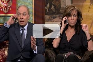VIDEO: Sarah Palin & Jimmy Fallon Mock Vladmir Putin on TONIGHT SHOW