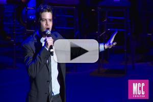 BWW TV: Jeremy Jordan Owns 'Let It Go' at MCC Theater's MISCAST 2014