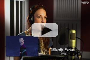 VIDEO: Meet the Talent Behind FROZEN's 'Let It Go' in 25 Different Languages!