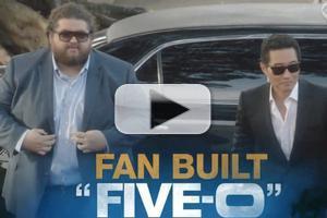 VIDEO: Sneak Peek - First Ever 'Fan-Built' Episode of HAWAII FIVE-O