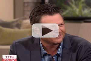 VIDEO: Blake Shelton on ACM Awards: 'I Want to See Miranda Win It'