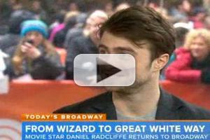 VIDEO: 'INISHMAAN's Daniel Radcliffe Reveals 'Irish Accent Took Some Practice'