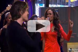 VIDEO: Brandon Boyd, Michelle Williams Perform SUPERSTAR on GMA