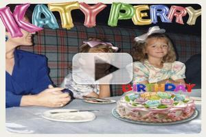 VIDEO: Katy Perry Debuts Cover for New Single, BIRTHDAY