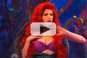 VIDEO: Anna Kendrick Channels Disney Princesses on SNL